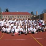 Turniej dziewcząt, 23.04.2015, SP w Adamowiżnie - mazowieckie