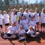 Turniej dziewcząt, 23.04.2015, Adamowizna - mazowieckie