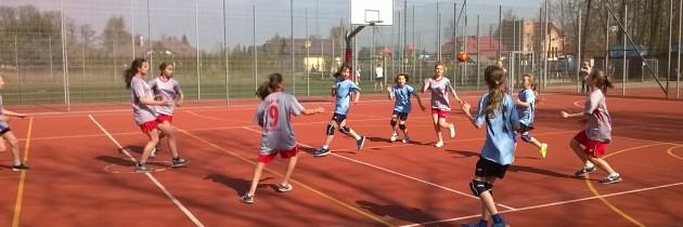 Pierwszy turniej dziewczynek na Mazowszu, 23.04.2015