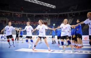 2015.06.20 KRAKOW CENTRUM KONGRESOWE ICE PILKA RECZNA MISTRZOSTWA EUROPY LOSOWANIE GRUP HANDBALL MENS EHF EURO 2016 POLAND FINAL DRAW CEREMONY LOSOWANIE EURO 2016 N/Z {persons} FOTO LUKASZ LASKOWSKI / PRESSFOCUS