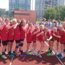 SP 12 Gniezno – Najlepsze w kategorii dziewcząt w Wielkopolsce