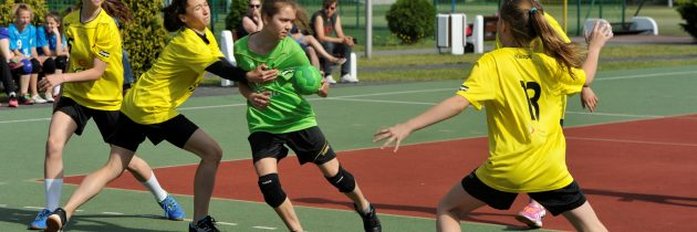 Wielkie granie na Śląsku czyli wystartował turniej finałowy Szczypiorniaka na Orlikach
